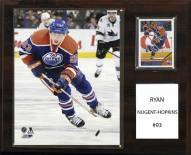 """Edmonton Oilers Ryan Nugent-Hopkins 12"""" x 15"""" Player Plaque"""