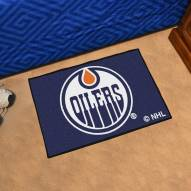 Edmonton Oilers Starter Rug
