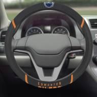 Edmonton Oilers Steering Wheel Cover
