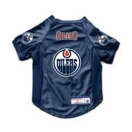 Edmonton Oilers Stretch Dog Jersey
