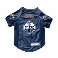 Edmonton Oilers Stretch Dog Jersey