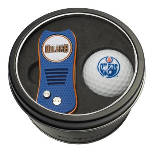 Edmonton Oilers Switchfix Golf Divot Tool & Ball