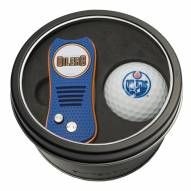 Edmonton Oilers Switchfix Golf Divot Tool & Ball