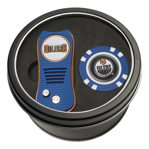 Edmonton Oilers Switchfix Golf Divot Tool & Chip