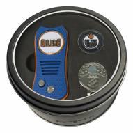 Edmonton Oilers Switchfix Golf Divot Tool, Hat Clip, & Ball Marker