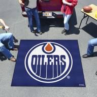 Edmonton Oilers Tailgate Mat