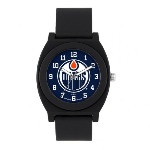 Edmonton Oilers Unisex Fan Black Watch