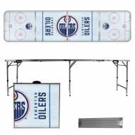 Edmonton Oilers Victory Folding Tailgate Table