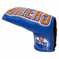 Edmonton Oilers Vintage Golf Blade Putter Cover