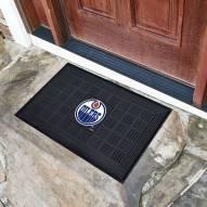 Edmonton Oilers Vinyl Door Mat