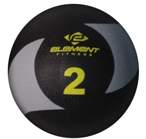 Element Fitness 2 lb Commercial Medicine Balls