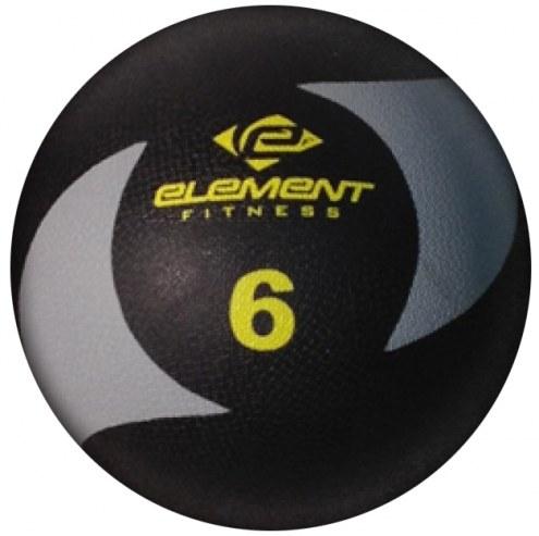 Element Fitness 6 lb Commercial Medicine Balls