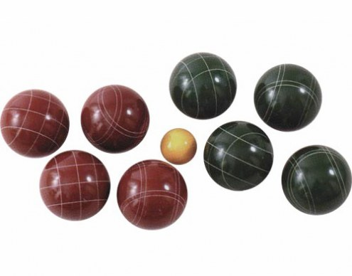 EPCO 110mm Tournament Bocce Ball Set