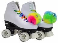 Epic Allure Light-Up Quad Roller Skates