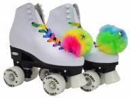 Epic Allure Light-Up Quad Roller Skates