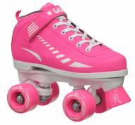 Epic Galaxy Elite Pink Quad Roller Skates