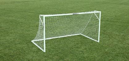 Kwik Goal 6 1/2' x 12' Deluxe European Club Soccer Goal