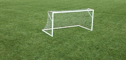 Kwik Goal 4 1/2' x 9' Deluxe European Club Soccer Goal