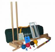 Oakley Woods Euro-Sport 6-Player Croquet Set