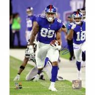Evan Engram Signed New York Giants 16 x 20 Photo
