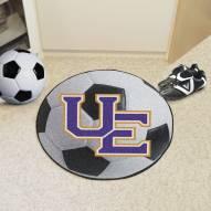 Evansville Purple Aces Soccer Ball Mat