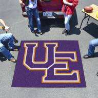 Evansville Purple Aces Tailgate Mat