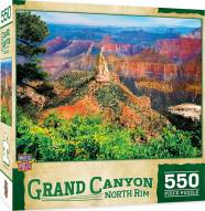 Explore America Grand Canyon North Rim 550 Piece Puzzle