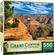 Explore America Grand Canyon South Rim 550 Piece Puzzle