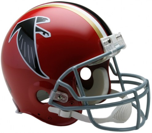 Riddell Atlanta Falcons 1966-69 Authentic Throwback NFL Football Helmet - Full Size