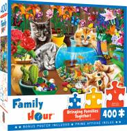 Family Hour Marvelous Kittens 400 Piece Puzzle