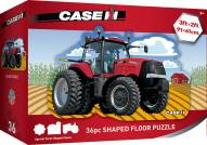 Farmall Case IH 36 Piece Shaped Floor Puzzle