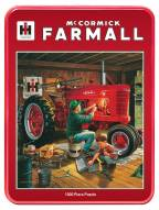 Farmall Case IH Forever Red 1000 Piece Puzzle in a Tin