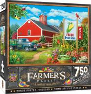 Farmer's Market Country Heaven 750 Piece Puzzle