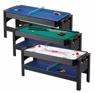 Fat Cat 3 in 1 6' Flip Multi-Game Table