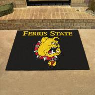 Ferris State Bulldogs All-Star Mat