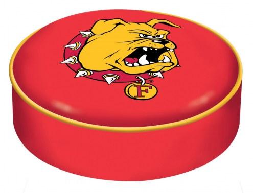 Ferris State Bulldogs Bar Stool Seat Cover