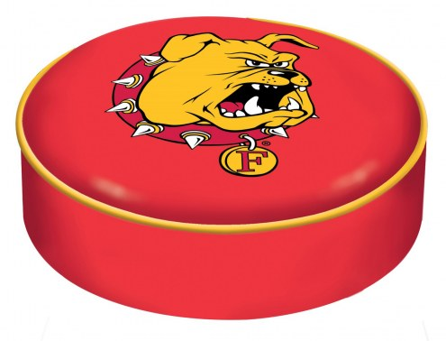 Ferris State Bulldogs Bar Stool Seat Cover