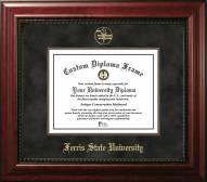 Ferris State Bulldogs Executive Diploma Frame