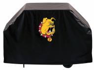 Ferris State Bulldogs Logo Grill Cover