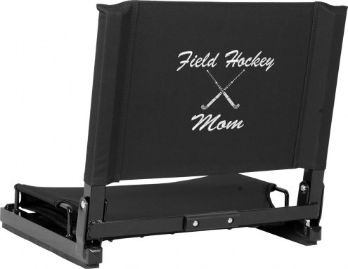 "Patented Custom Field Hockey ""StadiumChair"" Stadium Seat"