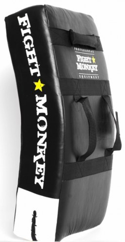 Fight Monkey Pro Series Leather Kick Shield