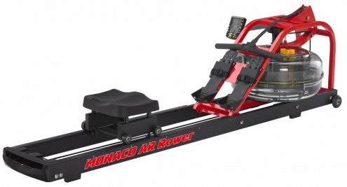 First Degree Fitness Monaco Challenge Dual Rail AR Water Rower
