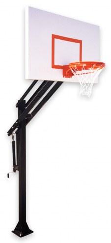 First Team ATTACK ENDURA Adjustable Basketball Hoop