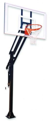 First Team Attack Pro Adjustable Basketball Hoop
