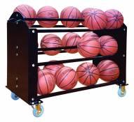 First Team Ball Hog Premium Ball Rack