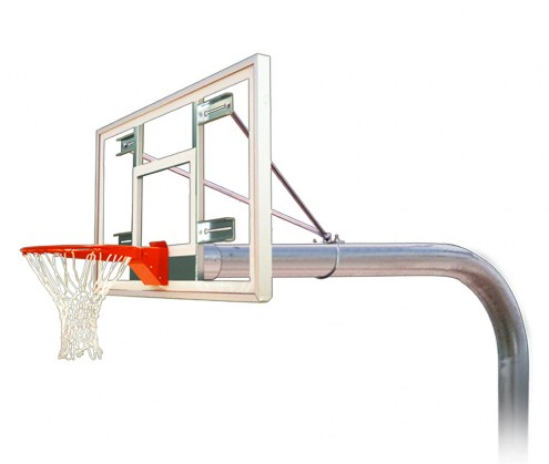 First Team Brute Select Fixed Height Basketball System