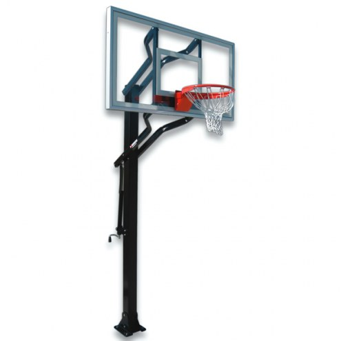 First Team CHALLENGER NITRO Adjustable Basketball Hoop