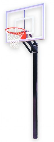 First Team CHAMP II Adjustable Basketball Hoop