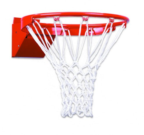 First Team Competition Economy Breakaway Basketball Rim - 5 x 5 and 4 x 5 Mount