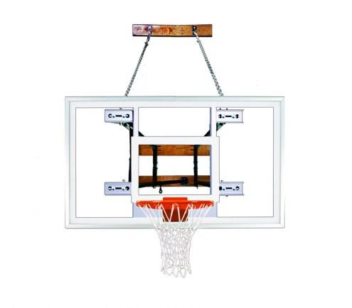 First Team FOLDAMOUNT 82 PRO Side-Folding Wall Mount Basketball Hoop